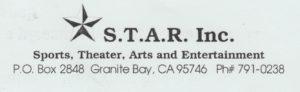 STAR school fundraiser