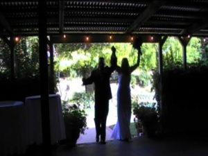 Wedding at Wilson Vineyards