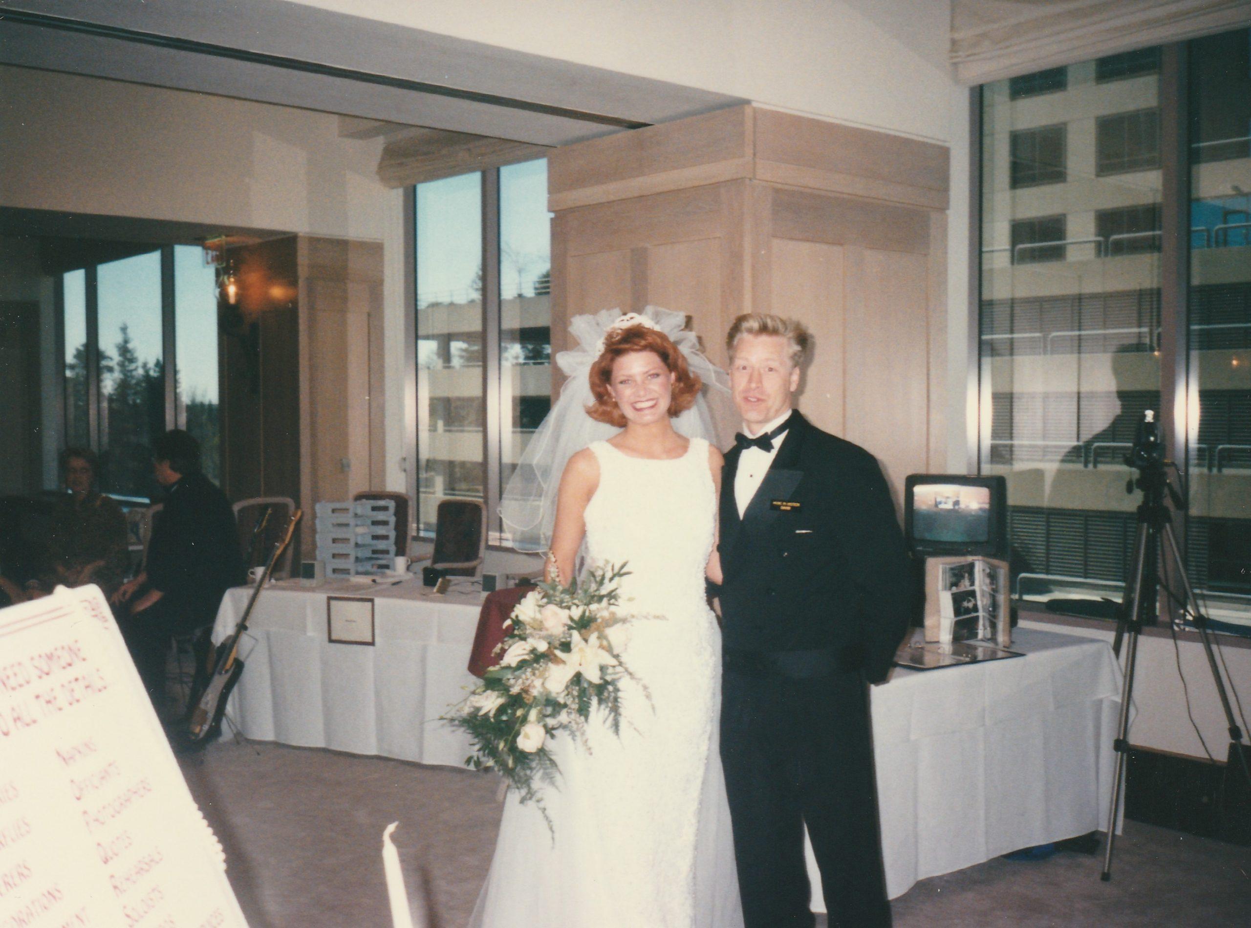 Capitol Club bridal event in Wells Fargo building