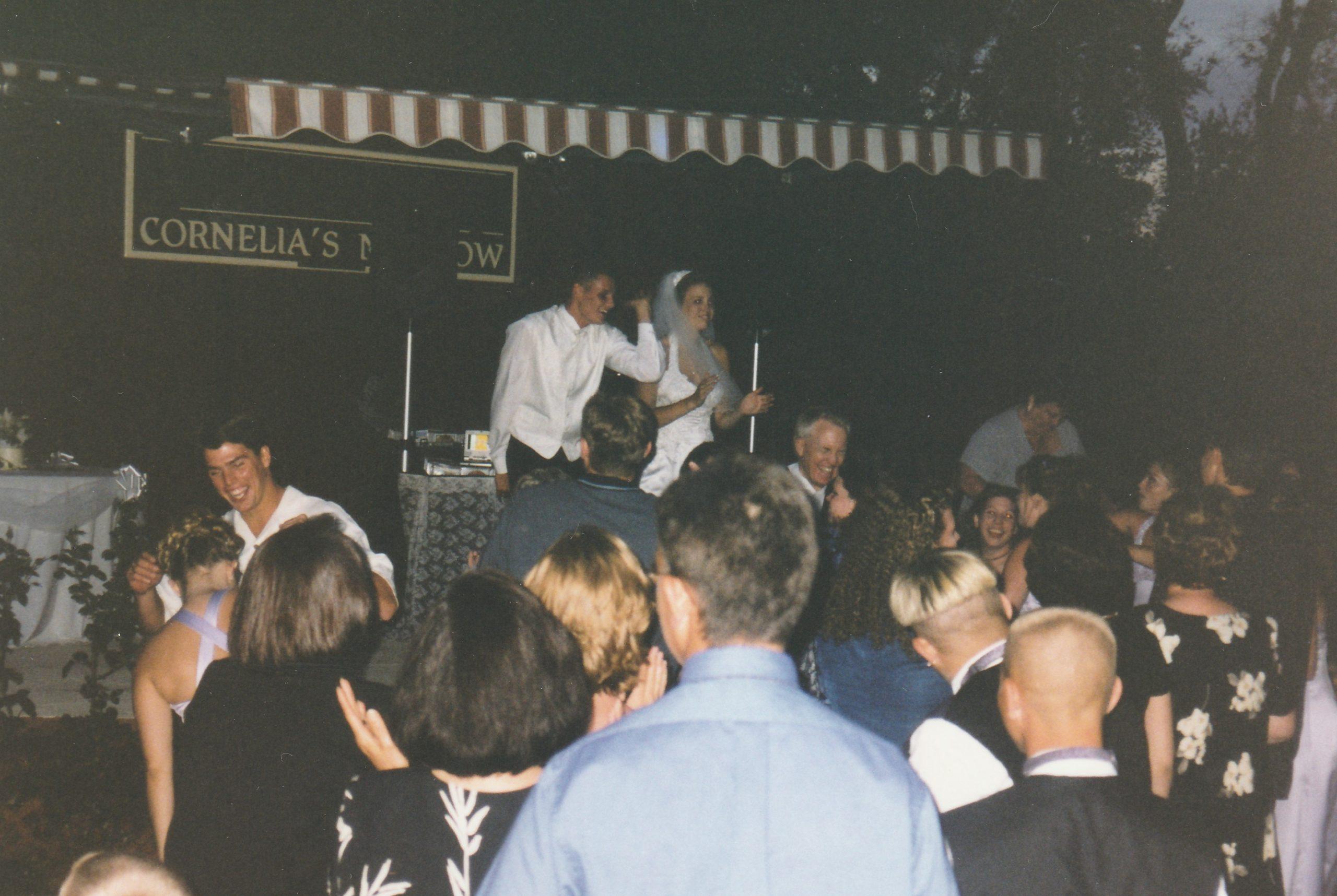 Gold Hill Vineyards wedding
