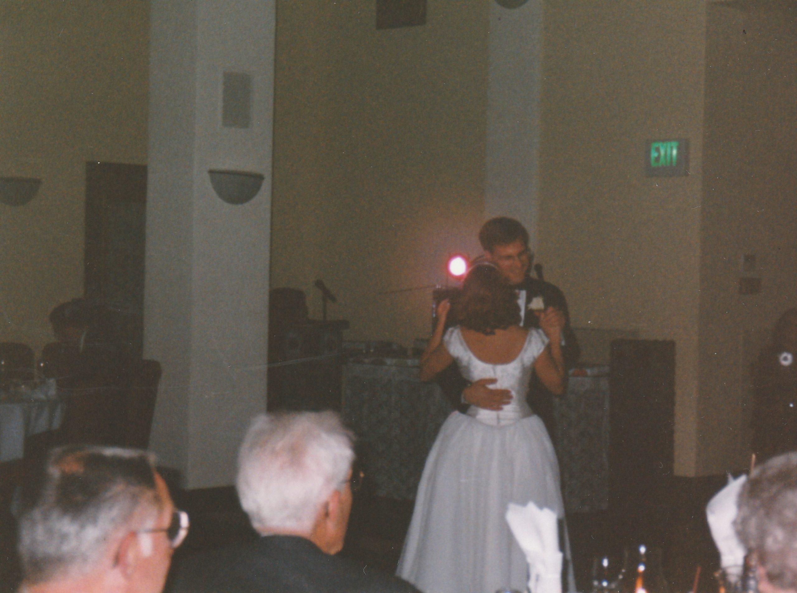 Hotel Woodland first dance
