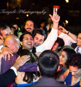 Bella Piazza Winery wedding celebration