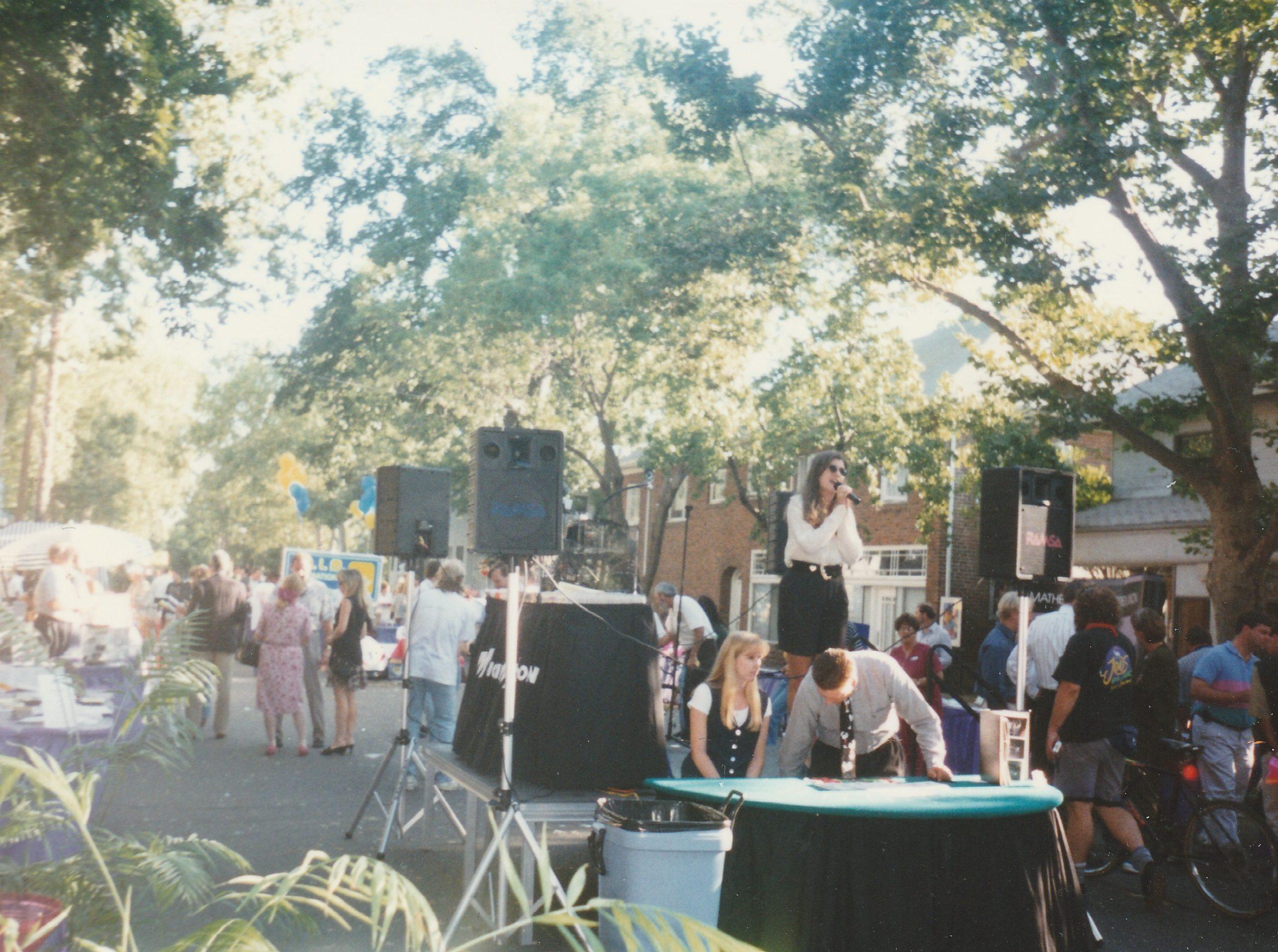 Sacramento business event