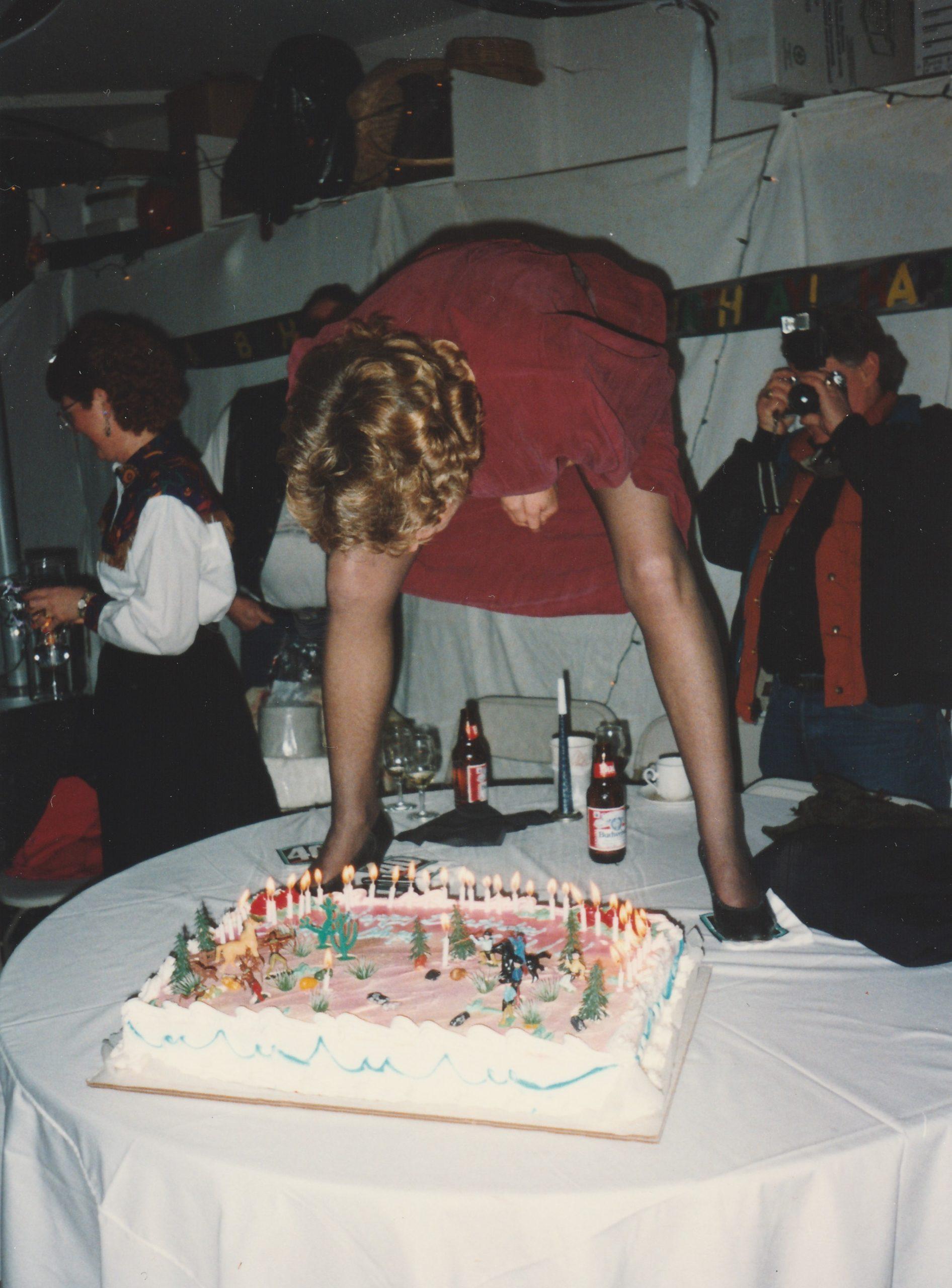 Sacramento birthday party