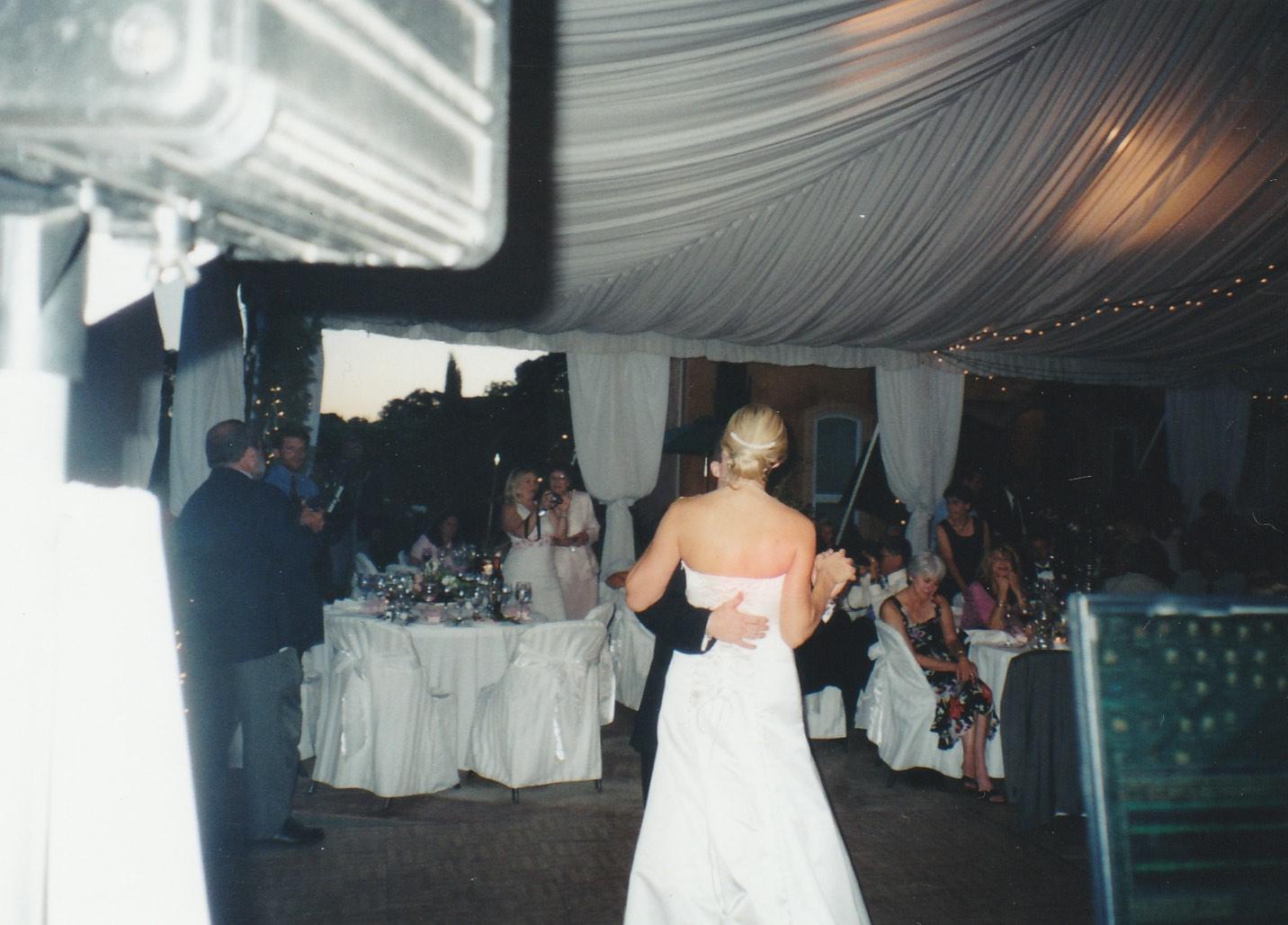 Villa Toscano Winery for a wedding