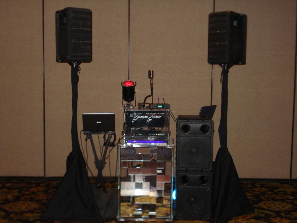Mirrored sound system