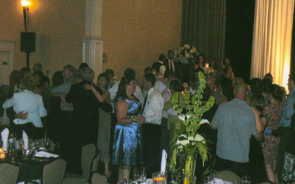 Croatian Center wedding