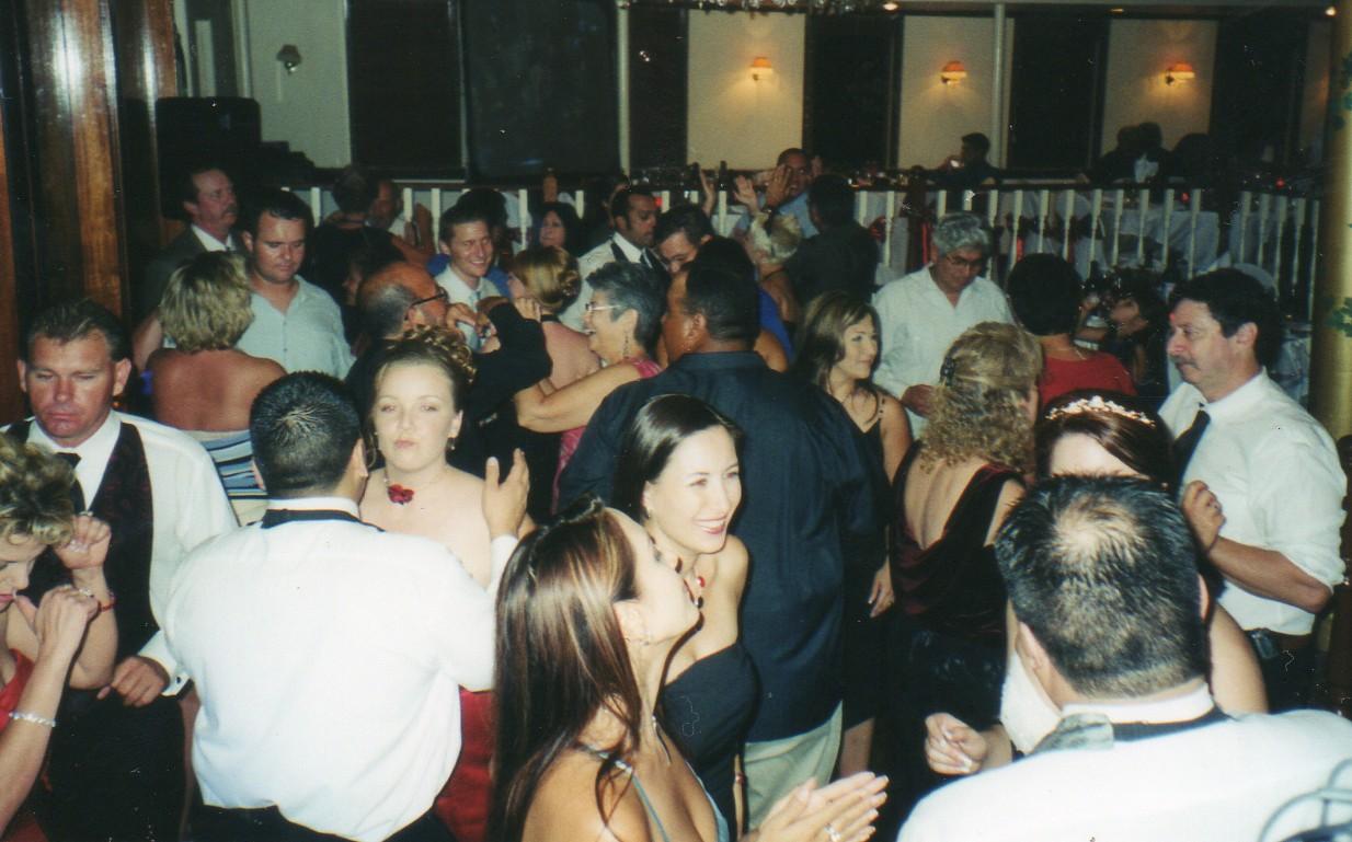 Delta King wedding
