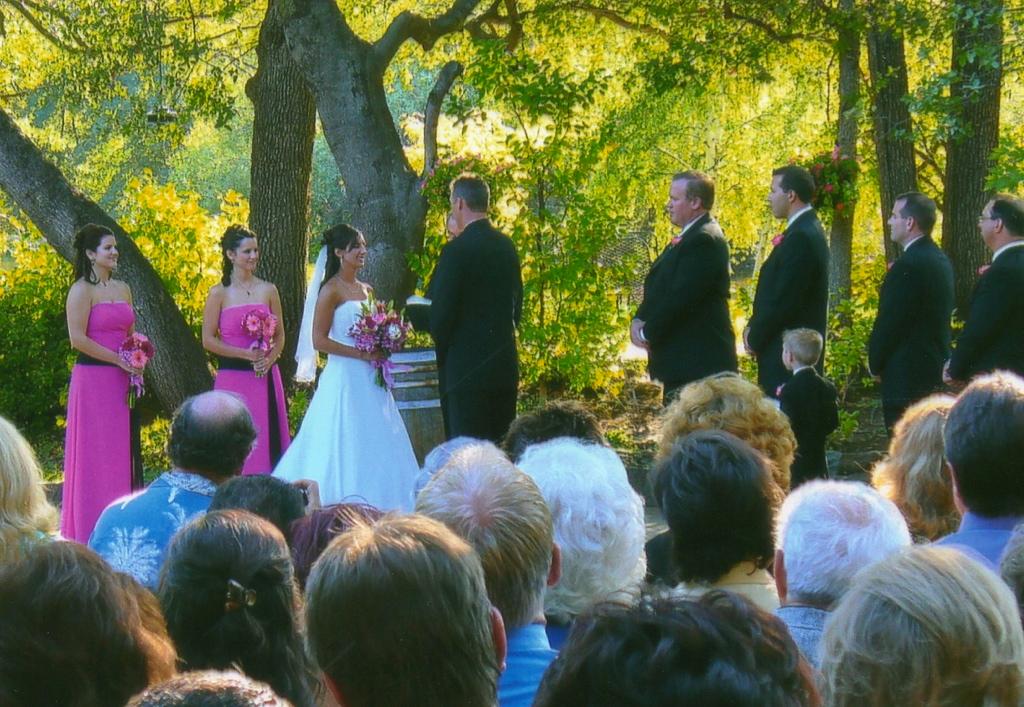 Ironstone ceremony