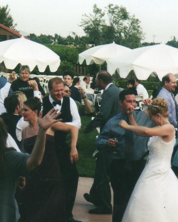 Gilroy winery wedding