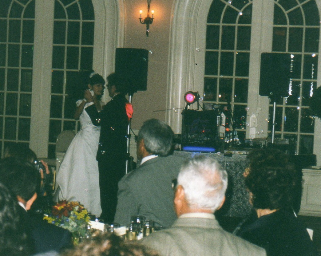 Sterling Hotel first dance