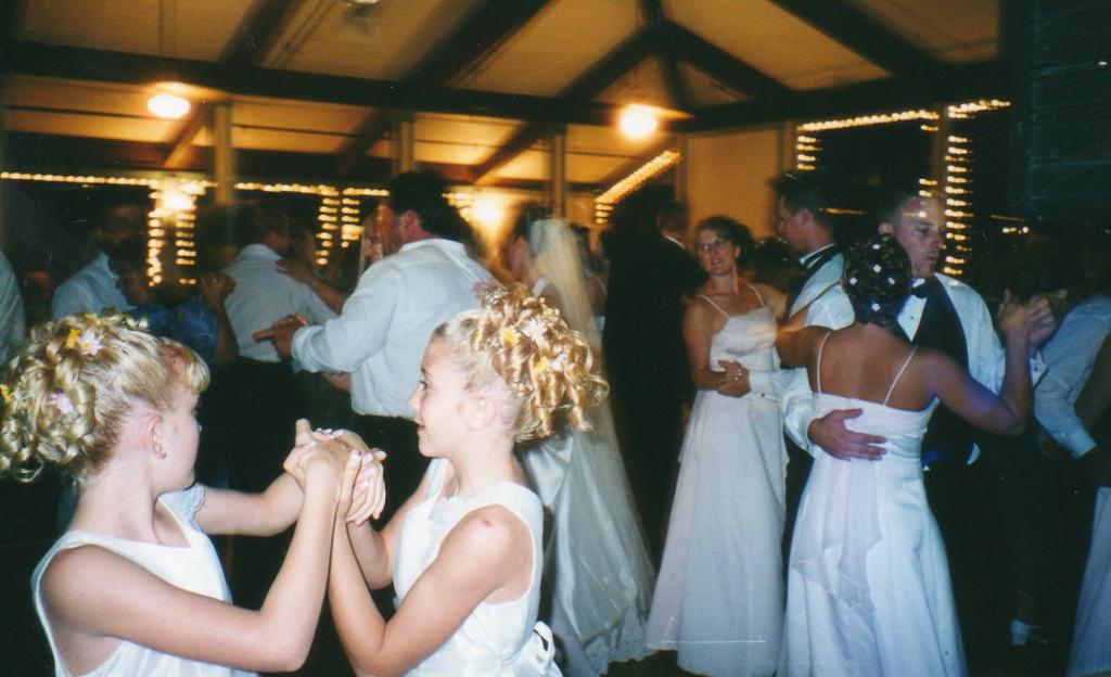 DJ wedding fun