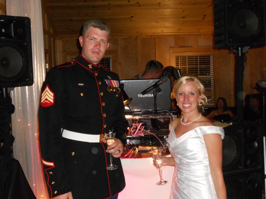 Foothills wedding